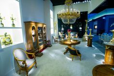 At BRAFA 2014 you can meet 131 exhibitors. Le Couvent des Ursulines offers a fine French Charles X Gueridon table