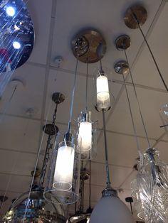 Arrow lighting Cricklewood - 3 light pendant - this might work 3 Light Pendant, Pendant Lighting, Chandelier, Arrow, Ceiling Lights, Home Decor, Candelabra, Decoration Home, Room Decor