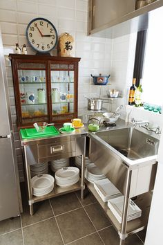 Shiro Nakano – Character Designer at home in Tokyo « the selby. stainless kitchen