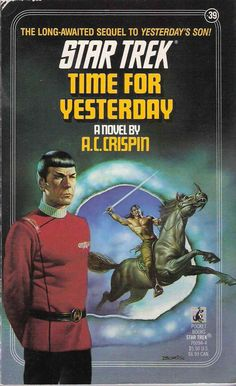 39). The Yestday Saga, Book 2: Time for Yesterday