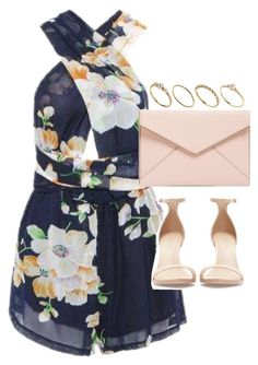 """""""Outfit for prom"""" by ferned on Polyvore featuring Rebecca Minkoff, Zara and ASOS"""