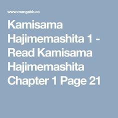 Kamisama Hajimemashita 1 - Read Kamisama Hajimemashita Chapter 1 Page 21
