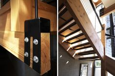 Fox Hollow Residence - contemporary - staircase - portland - 2fORM Architecture