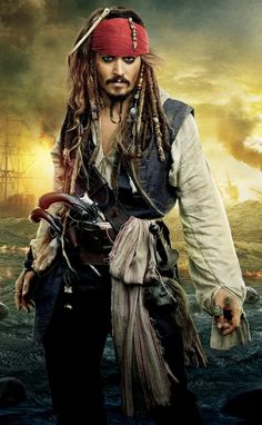 johnny depp outfits best outfits - Page 8 of 101 - Celebrity Style and Fashion Trends Jack Sparrow Tattoos, Jack Sparrow Quotes, Sparrow Art, Best Johnny Depp Movies, Johnny Depp Characters, Disney Wiki, Disney Pixar, Jack Sparrow Character, Jhony Depp