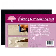 Pergamano Cutting & Perforating Mat - A very lightweight cutting & perforating mat. With the size and weight of this cutting & perforating mat it is very convenient to take with you to your classes, friends, etc. Working On It, Parchment Paper, A5, Boards, Friends, Planks, Vellum Paper, Boyfriends