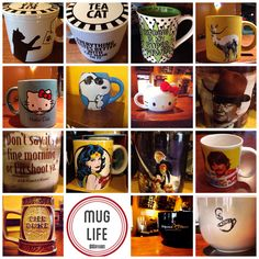 Live the #MugLife? Well we're making it 20% easier today! All merch is 20% off all day long!