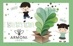 ¡Entra a nuestro sorteo y llévate una Armoni Box totalmente GRATIS!