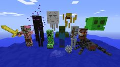 Everything In Minecraft | Which Minecraft Mob are you? QUIZ!!! Minecraft Blog