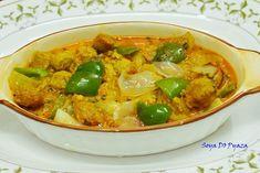Soya Do Pyaza / Soya Masala Curry Recipe