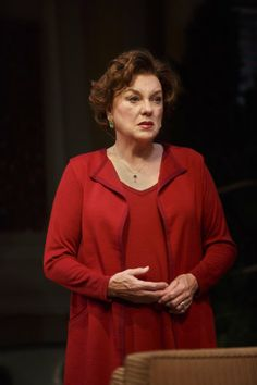 Tyne Daly Performs A Scene From 'Mothers And Sons,' Terrence McNally's New Broadway Play