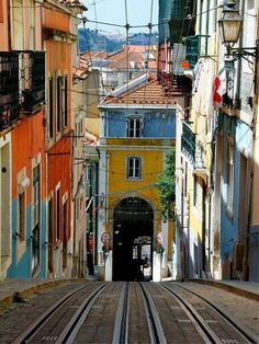 Lisboa, Portugal Miss you Most Beautiful Cities, Beautiful Places To Visit, Great Places, Places To See, Visit Portugal, Portugal Travel, Spain And Portugal, Holiday Places, Santorini