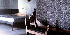 Designer walls, textured pattern tile, porcelain