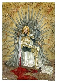Jamie Lannister: The Kingslayer - Game of Thrones