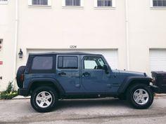 2014 JKU Anvil Build Sheet - Jeep Wrangler Forum