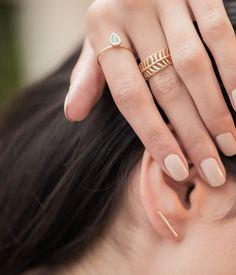 Boucle d'oreille et allergie au nickel