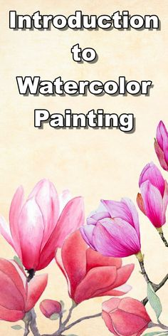 Introduction to watercolor painting for beginners. Learn what equipment you will need for painting in watercolor. online art lessons, nolan clark, paint basket Watercolour Painting, Diy Painting, Watercolors, Painting Classes, Online Painting, Plastic Bottle Art, Painted Baskets, Free Tutorials, Art Classroom