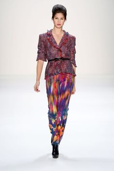 Anja Gockel Fall 2013 Ready-to-Wear Fashion Show