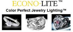Jewelry Lighting | Jewelry Store Lighting | Lighting for Jewelry Cases