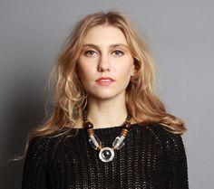 vintage 60s #cadoro statement necklace