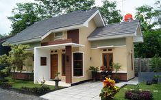 Desain Rumah Cantik Asri Sederhana