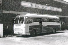 Sheffield United Tours Limited  My mum and I went on the first SUT European Tour after the war I was 13.  Mum won it as a prize at at a  City Hall dance.... Paris had no bomb sites and the shops were full of wonderful food pastries etc and we were still on war rations till I was 15   I got sick from eating so much !