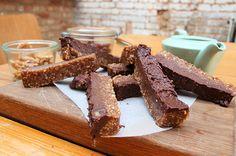 No-Bake Vegan Chocolate Fudge Bars - Jamie Oliver
