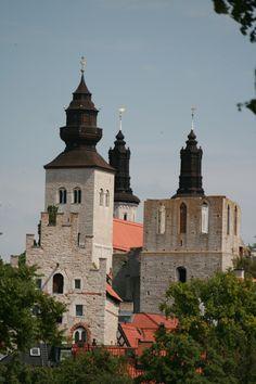 Visby, Gotland, Sweden