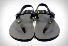 Luna sandals. For adventures and stuff.