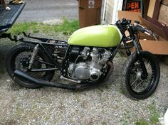 10 Best Suzuki Gs 750 Cr Images Motorcycles Custom Bikes Cafe