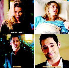Lucifer's compliments!