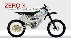 Dirt Bike Power Minus The Sinking Exhaust | Zero X Electric Dirt Bike