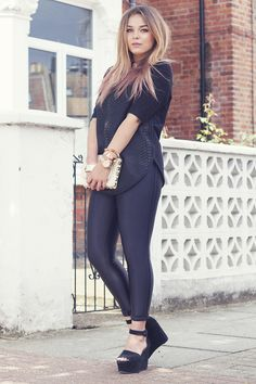 LLYMLRS // UK Style and Fashion Blog: the phrase that pays