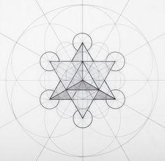 3 METATRON, DUAL POLYHEDRON, TETRAHEDRON (1) LOW RES