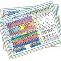 Emploi du temps MS - Nouveaux rythmes scolaires