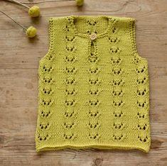 Strik til baby Archives - susanne-gustafsson. Drops Design, Drops Cotton Light, Crochet Baby, Knit Crochet, Drops Paris, Baby Barn, Baby Vest, Chrochet, Baby Knitting Patterns