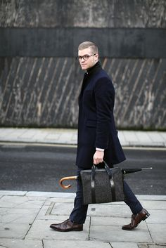 Street Style Mens. Wherevenr you go..go chapsoho1 http://www.chapsoho.com | More outfits like this on the Stylekick app! Download at http://app.stylekick.com