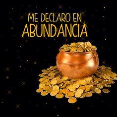 Me declaro en Abundancia