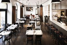 Museet restaurant Stockholm - via Coco Lapine Design