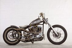 hellkustom:  More pics here: http://www.hellkustom.com/2015/04/harley-davidson-by-independent-choppers.html   Ironhead by Independent Choppers