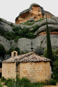 Ermita de Sant Bartomeu, Priorat  Catalonia
