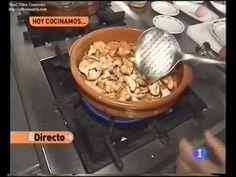 niscalos a la soriana españa directo almazan - YouTube Cereal, Chicken, Breakfast, Youtube, Food, Arrows, Recipe, Cooking, Morning Coffee