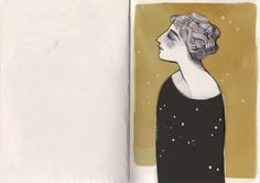 felicita sala illustration's sketchbook