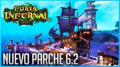 ► WoW: Nuevo Parche 6.2 y sus novedades | World of Warcraft Español