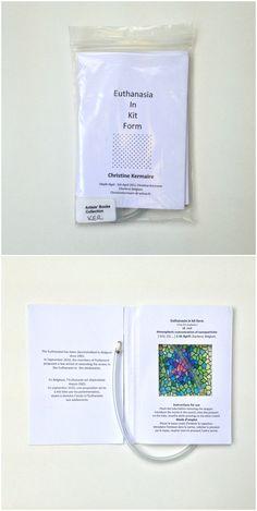 Euthanasia in kit form, Christine Kermaire