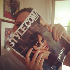 style.com worlds best magazine