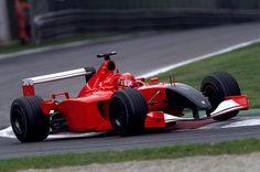 Ferrari 248 f1 nº 5 michael schumacher-gracias schumi