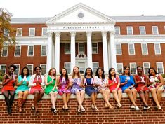 13 Cute Pictures to Take With Your Sorority Sisters | Her Campus