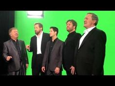 Gaither Vocal Band singing The National Anthem - YouTube (green screen)