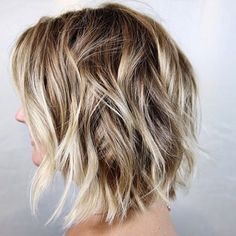 Today's #wob inspo.  Short hair prettiness via @anhcotran. #ohhellohaircrush…