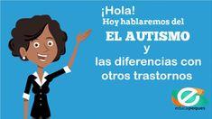 El autismo y las diferencias con otros trastornos